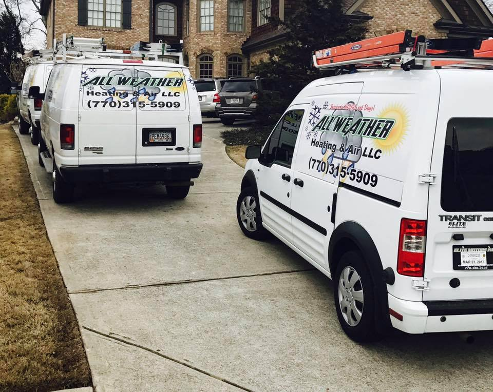 All Weather Heating and Air Cartersville Repair
