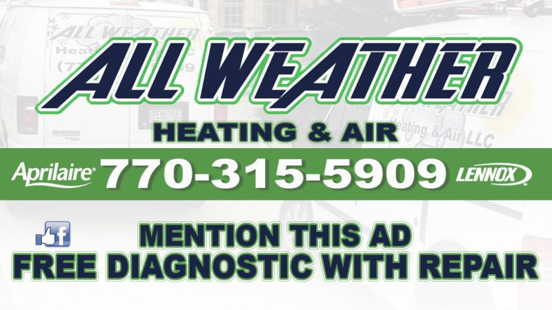 Cartersville GA Heating and Air Promo